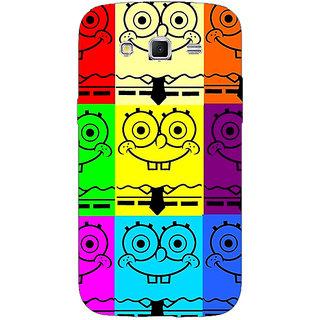 1 Crazy Designer Spongebob Back Cover Case For Samsung Galaxy Grand 2 C70462
