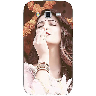 1 Crazy Designer Bollywood Superstar Shruti Hassan Back Cover Case For Samsung Galaxy Grand 2 C70975