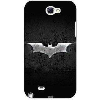 1 Crazy Designer Superheroes Batman Dark knight Back Cover Case For Samsung Galaxy Note 2 N7100 C80010
