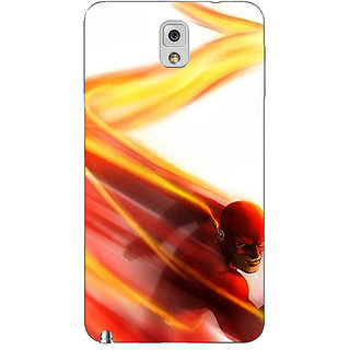 1 Crazy Designer Flash Back Cover Case For Samsung Galaxy Note 3 N9000 C91434