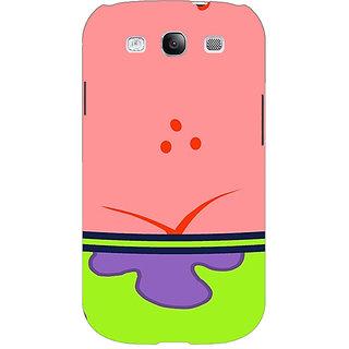 1 Crazy Designer Spongebob Patrick Back Cover Case For Samsung Galaxy Grand Duos I9082 C100468