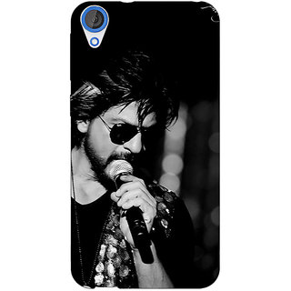 1 Crazy Designer Bollywood Superstar Shahrukh Khan Back Cover Case For HTC Desire 820Q C290904