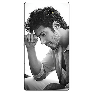 1 Crazy Designer Bollywood Superstar Varun Dhawan Back Cover Case For Sony Xperia M2 Dual C320962