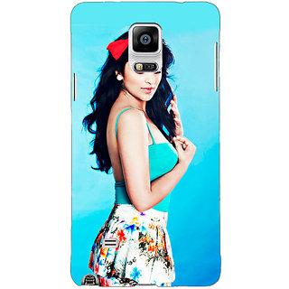 1 Crazy Designer Bollywood Superstar Parineeti Chopra Back Cover Case For Samsung Galaxy Note 4 C210977