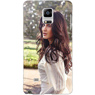 1 Crazy Designer Bollywood Superstar Katrina Kaif Back Cover Case For Samsung Galaxy Note 4 C210981