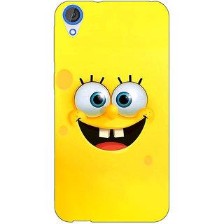 1 Crazy Designer Spongebob Back Cover Case For HTC Desire 820 C280467