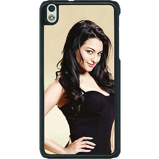 1 Crazy Designer Bollywood Superstar Sonakshi Sinha Back Cover Case For HTC Desire 816 C381068