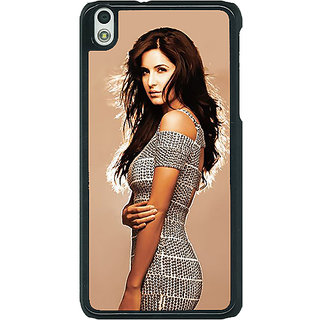 1 Crazy Designer Bollywood Superstar Katrina Kaif Back Cover Case For HTC Desire 816 Dual Sim C390993