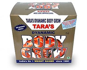 Tara Nutricare Body Grow 4Kg Chocolate