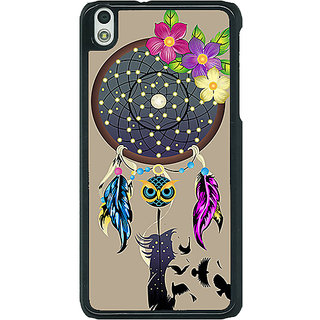 1 Crazy Designer Dream Catcher  Back Cover Case For HTC Desire 816G C400196