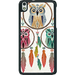 1 Crazy Designer Dream Catcher  Back Cover Case For HTC Desire 816G C400197