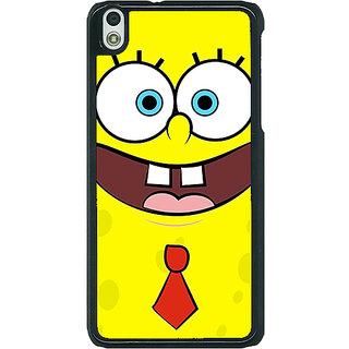 1 Crazy Designer Spongebob Back Cover Case For HTC Desire 816G C400461