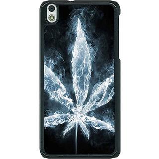 1 Crazy Designer Weed Marijuana Back Cover Case For HTC Desire 816G C400498