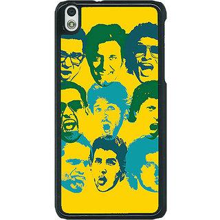 1 Crazy Designer Bollywood Superstar ZNMD Back Cover Case For HTC Desire 816G C401099