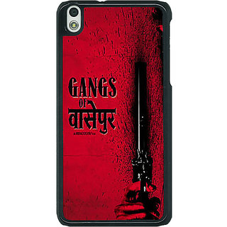 1 Crazy Designer Bollywood Superstar Gangs Of Wasseypur Back Cover Case For HTC Desire 816G C401103