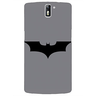 1 Crazy Designer Superheroes Batman Dark knight Back Cover Case For OnePlus One C410018