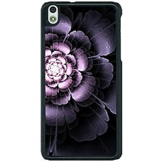 1 Crazy Designer Abstract Flower Pattern Back Cover Case For HTC Desire 816G C401518