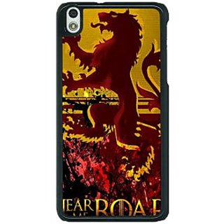 1 Crazy Designer Game Of Thrones GOT House Lannister Back Cover Case For HTC Desire 816G C401540