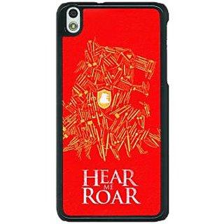 1 Crazy Designer Game Of Thrones GOT House Lannister Tyrion Back Cover Case For HTC Desire 816G C401558