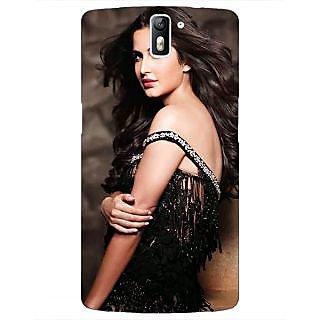 1 Crazy Designer Bollywood Superstar Katrina Kaif Back Cover Case For OnePlus One C411048