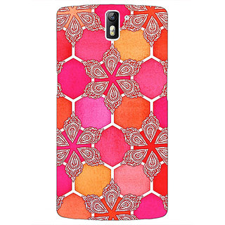1 Crazy Designer Hot Winter Pattern Back Cover Case For OnePlus One C410238