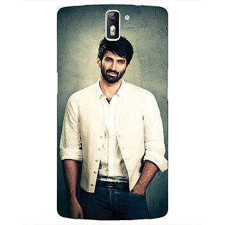 1 Crazy Designer Bollywood Superstar Aditya Roy Kapoor Back Cover Case For OnePlus One C410948