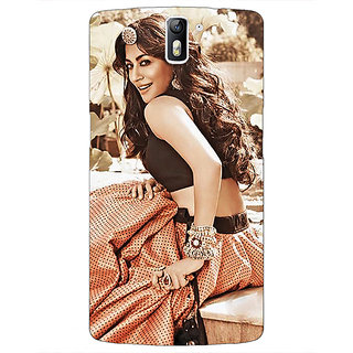 1 Crazy Designer Bollywood Superstar Chitrangada Singh Back Cover Case For OnePlus One C411035