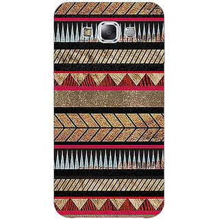 1 Crazy Designer Aztec Girly Tribal Back Cover Case For Samsung Galaxy A7 C430056