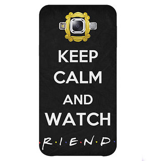 1 Crazy Designer TV Series FRIENDS Back Cover Case For Samsung Galaxy A7 C430344