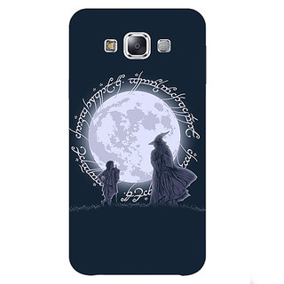 1 Crazy Designer LOTR Hobbit  Back Cover Case For Samsung Galaxy A7 C430378