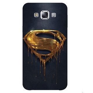 1 Crazy Designer Superheroes Superman Back Cover Case For Samsung Galaxy A7 C430391
