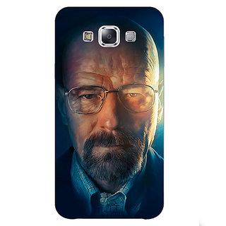 1 Crazy Designer Breaking Bad Heisenberg Back Cover Case For Samsung Galaxy A7 C430417