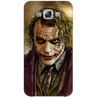 1 Crazy Designer Villain Joker Back Cover Case For Samsung Galaxy A7 C430050