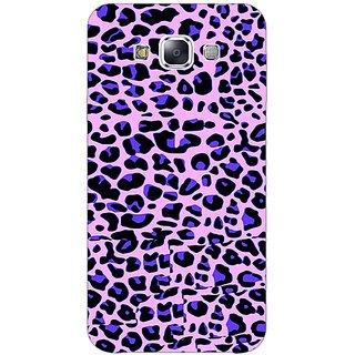 1 Crazy Designer Cheetah Leopard Print Back Cover Case For Samsung Galaxy A7 C430079