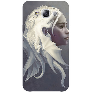 1 Crazy Designer Game Of Thrones GOT House Targaryen  Back Cover Case For Samsung Galaxy A7 C430141