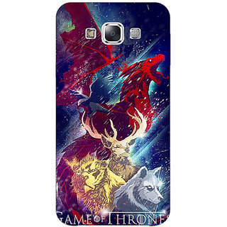 1 Crazy Designer Game Of Thrones GOT House Targaryen  Back Cover Case For Samsung Galaxy A7 C430148