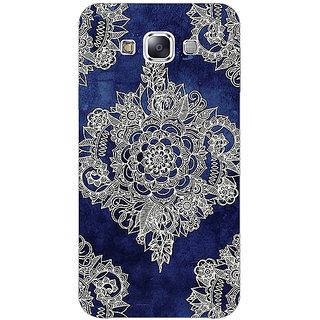 1 Crazy Designer Vintage Luxury Pattern Back Cover Case For Samsung Galaxy A7 C430227