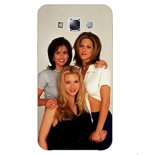 1 Crazy Designer FRIENDS Back Cover Case For Samsung Galaxy A7 C430447