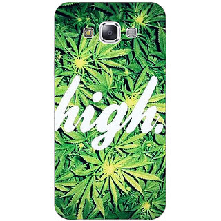 1 Crazy Designer Weed Marijuana Back Cover Case For Samsung Galaxy A7 C430493