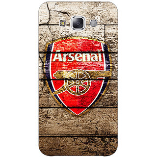 1 Crazy Designer Arsenal Back Cover Case For Samsung Galaxy A7 C430507
