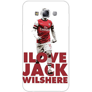 1 Crazy Designer Arsenal Jack Wilshere Back Cover Case For Samsung Galaxy A7 C430520