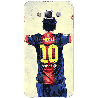 1 Crazy Designer Barcelona Messi Back Cover Case For Samsung Galaxy A7 C430522