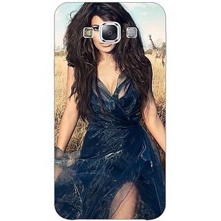 1 Crazy Designer Bollywood Superstar Jacqueline Fernandez Back Cover Case For Samsung Galaxy A7 C430992