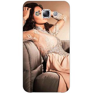 1 Crazy Designer Bollywood Superstar Nargis Fakhri Back Cover Case For Samsung Galaxy A7 C431010