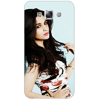 1 Crazy Designer Bollywood Superstar Alia Bhatt Back Cover Case For Samsung Galaxy A7 C431012