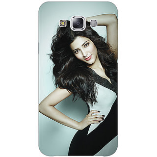 1 Crazy Designer Bollywood Superstar Shruti Hassan Back Cover Case For Samsung Galaxy A7 C431015