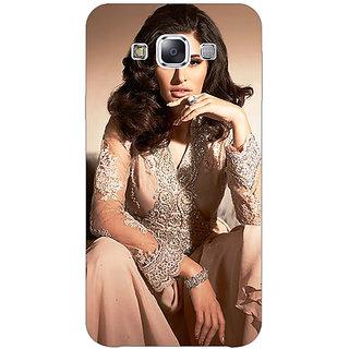 1 Crazy Designer Bollywood Superstar Nargis Fakhri Back Cover Case For Samsung Galaxy A7 C431075