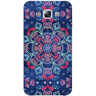 1 Crazy Designer Night Floral Pattern Back Cover Case For Samsung Galaxy A7 C430226