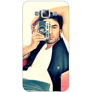 1 Crazy Designer Bollywood Superstar Ranbir Kapoor Back Cover Case For Samsung Galaxy A7 C430961