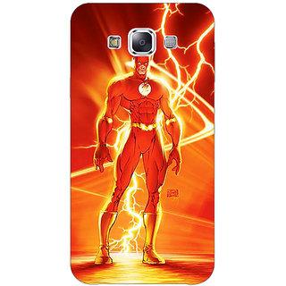 1 Crazy Designer Flash Back Cover Case For Samsung Galaxy A7 C431424